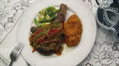 Creole spice mix gives life to pork chops
