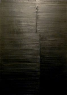 rerylikes:  Pierre Soulages  (Les Abattoirs, Toulouse, photo by rery)