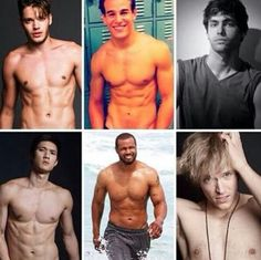 The boys from Shadowhunters TV show♥♥♥