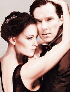 Ben and Lara/Sherlock and Irene/The Woman