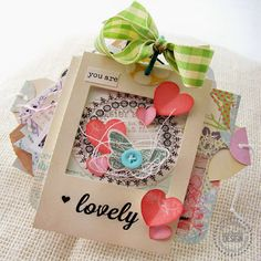 Creative Paper Trail: lovely...