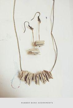 rubberband jewelry diy