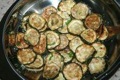 Un classico. Punto. http://pugliamonamour.it/zucchine-alla-poverella-versione-salentina/