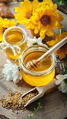 季節の変わり目 Glace Fruit, Rustic Food Photography, Honey Label, Best Honey, Tasty, Yummy Food, Honey Recipes, Fruit Art, Mellow Yellow