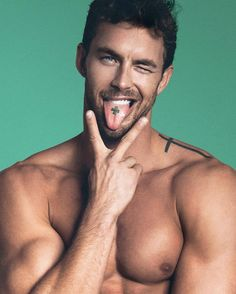 Christian Hogue, Shirtless Men, Male Physique, Muscle Men, Male Beauty, Male Body, Cute Boys, Fitness Inspiration, Workout Inspiration