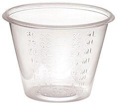 Medline Dynd90000 Non-Sterile Graduated Plastic Medicine Cups, 1Oz. (Case Of 5000)