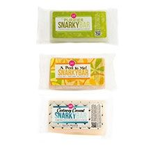 I love Snarky Bars! They exfoliate, cleanse, and smell so yummy! Did I mention they're so big, they last for-ever!  https://britts.po.sh