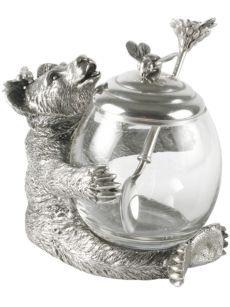 ≗ The Bee's Reverie ≗  bear honey pot