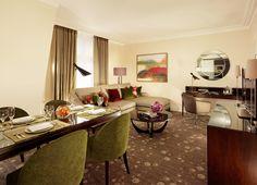 Minsters Deluxe Two Bedroom Suite - Living Room