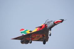 South African Air Force Atlas Cheetah D Air Force Aircraft, Fighter Aircraft, Fighter Jets, Military Jets, Military Aircraft, Cool Pictures, Cool Photos, Military Crafts, South African Air Force