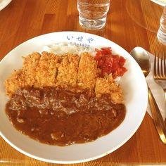 """Katsu-curry"" カツカレー"