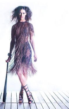 Makeup: Alee Oliveira