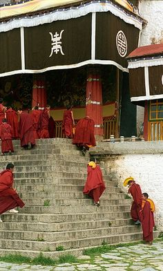 Drepung Monastery - Tibet