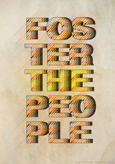 Foster the People. This is cool