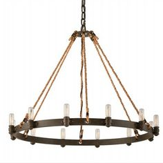 """32"""" Outer Banks Chandelier"""