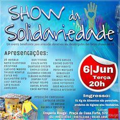 ACONTECE: Show da Solidariedade reforça pedido de doações pa...