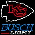 Busch Light Kansas City Chiefs NFL Neon Sign 1 0006 22x22, Busch with NFL Neon Signs | Beer with Sports Signs. Makes a great gift. High impact, eye catching, real glass tube neon sign. In stock. Ships in 5 days or less. Brand New Indoor Neon Sign. Neon Tube thickness is 9MM. All Neon Signs have 1 year warranty and 0% breakage guarantee.
