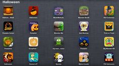 Appdapted: Halloween Themed Apps | ASHAsphere
