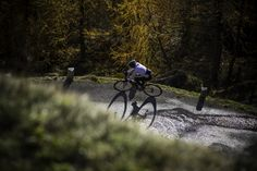 All seasons, all roads, the freedom of riding is endless, especially when you have the right clothing. Pro Cycling, Cycling Equipment, Cycling Bikes, Mountain S, Roads, Switzerland, Freedom, Autumn, Seasons