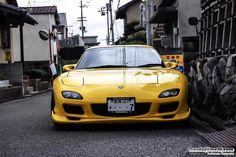 RX7 | ClubJapo. Portal de coches japoneses