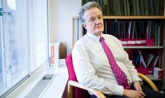 Nick Hardwick, outgoing chief inspector of prisons.