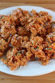 Butterscotch Crunchies - Great Grub, Delicious Treats