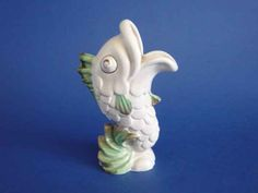 Clarice Cliff Newport Pottery 829 'Fish' Vase c1938