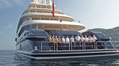 Crewed luxury yacht charters | Superyachts for Charter | Burgess
