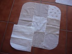 El Patchwork de Mi Casa: Cambiador de Bebé Diy Nappy Bag, Pot Holders, Home, Bag, World, Baby Sewing, Sewing Patterns, Baby Changer, Little Cottages