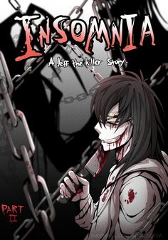Insomnia Cover: Part 2 by Inkswell on deviantART