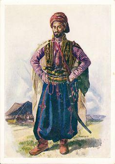 A Kurdish Man from Erivan