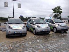 Voiture électrique : BlueCub, l\'autopartage de voitures électriques à Bordeaux