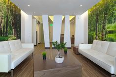 Interior design of a dental office in Kifissia, Athens,Greece - hhh architects