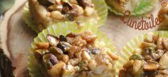 barres aux fruits secs Macaron, Baked Potato, Potato Salad, Potatoes, Baking, Deco, Ethnic Recipes, Food, Horn