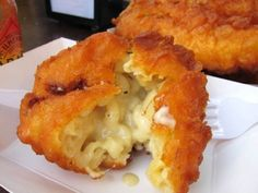 4 Cheese Fried Macaroni Balls