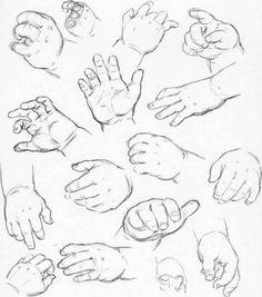 How Sketch Baby Hands …