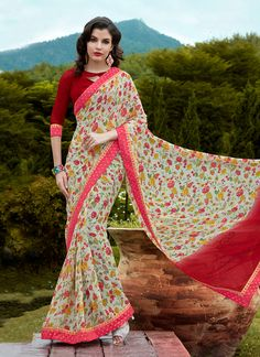 http://www.sareesaga.com/index.php?route=product/product&product_id=41306 Style:Printed Saree Shipping Time:5 Days Occasion:Festival Mehndi Fabric:Georgette Colour:Multi Colour Work:Patch Border Work Print Customer Support : +91-7285038915, +91-7405449283