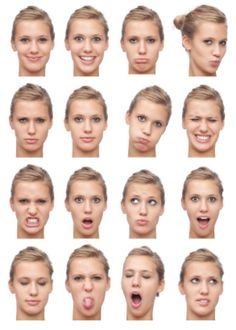 Body Language: How Close Is Too Close?: Facial Expressions