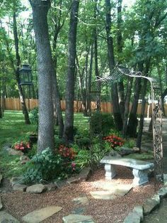 Serenity garden. Outdoor Projects, Garden Projects, Outdoor Ideas, Love Garden, Dream Garden, Home And Garden, Beautiful Home Gardens, Beautiful Homes, Serenity Garden