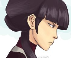 "Mai by thelegendofzuko on DeviantArt<<< ""I guess you don't know people as well as you think you do."""