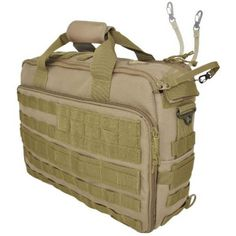 Ditch Tactical Briefcase, Coyote