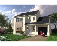Klassik 200 • Passivhaus von Bau mein Haus • Einfamilienhaus mit ...