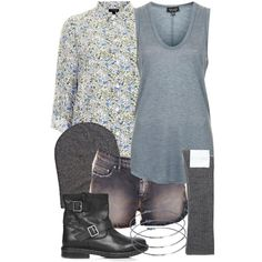 """""""Malia Inspired Thanksgiving Party Outfit"""" by veterization on Polyvore"""