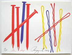 Ten Days James Rosenquist 1973 Pop Art