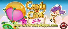 Download Candy Crush Jelly Saga Apk MOD v1.9.1 Full OBB Data