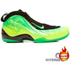 2dd97e190bc98 Nike Foamposite Lite Krypto Nate Penny Hardaway