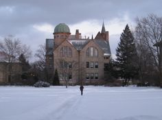 """""""A (my) Typical Weekday in Oberlin"""" by Karalyn Grimes '16."""