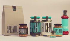 Modern Packaging Design Examples 1
