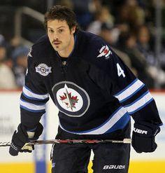 Zach Bogosian (Bogo) - #4 Winnipeg Jets
