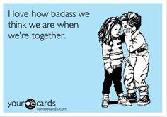 best friends!!! True story! @Andrea Vernon @Mollie McLoughlin @Rachael Rutkowski @Katie Wiggins @Mandy Sherman